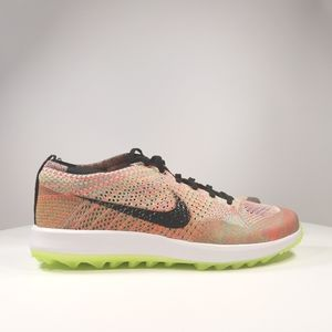 Nike Flyknit Racer G Golf Shoes Size 10.5
